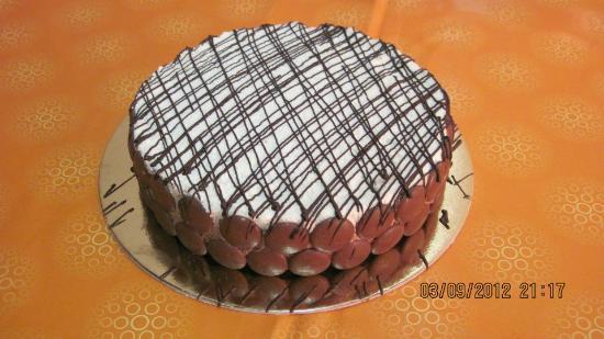 Halo torta