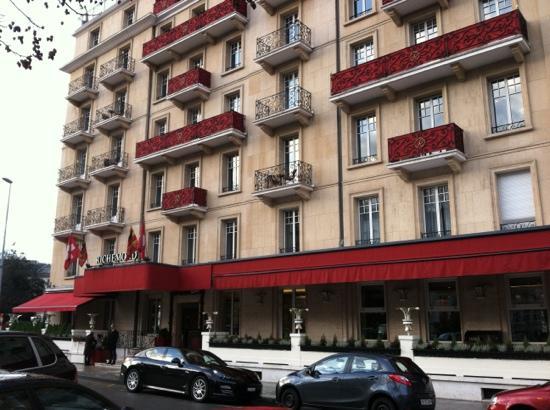 Hotel Richemond Geneva Tripadvisor