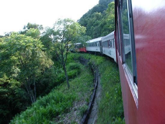 Estrada de Ferro Morretes- Curitiba