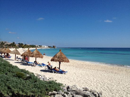 Luxury Bahia Principe Akumal Don Pablo Collection: Tulum section beach