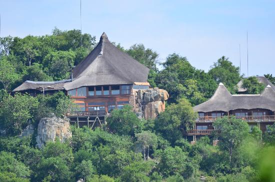 Ulusaba Safari Lodge : Rock Lodge