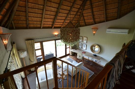 Ulusaba Safari Lodge: Master Suite at Rock Lodge- Amazing!