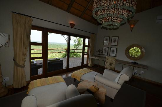Ulusaba Safari Lodge: Master Suite