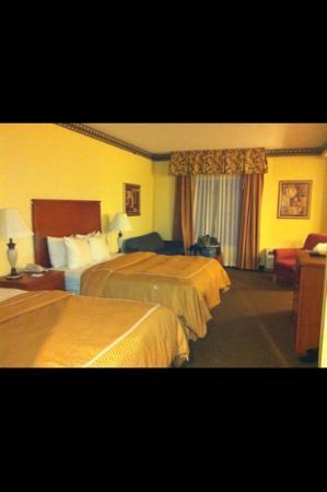 Comfort Suites: pretty