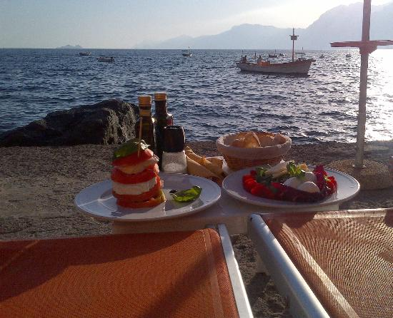 Hotel Tramonto d'Oro: the best Caprese