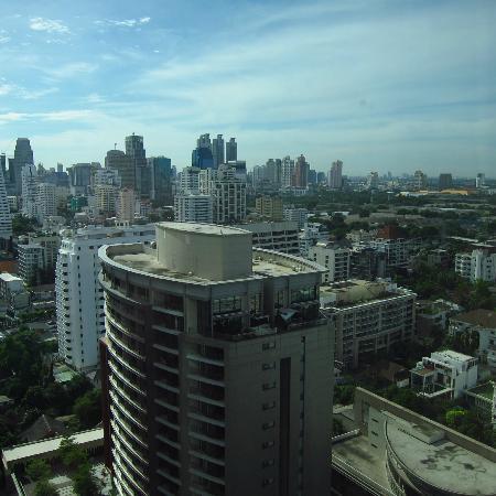 Conrad Bangkok Hotel: View
