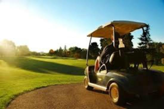 Barmera Country Club: Golf Carts Available at the Country Club