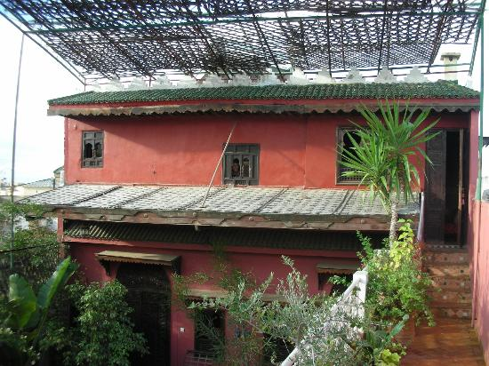 "Ryad Bahia: Our ""penthouse"" "