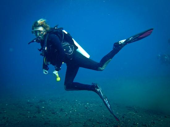 Joe's Gone Diving: Mirjam