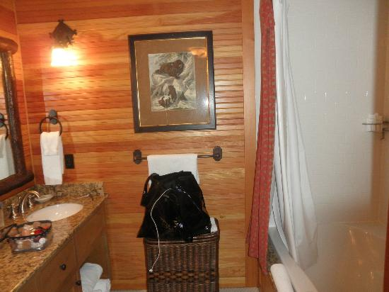 The Whiteface Lodge: room