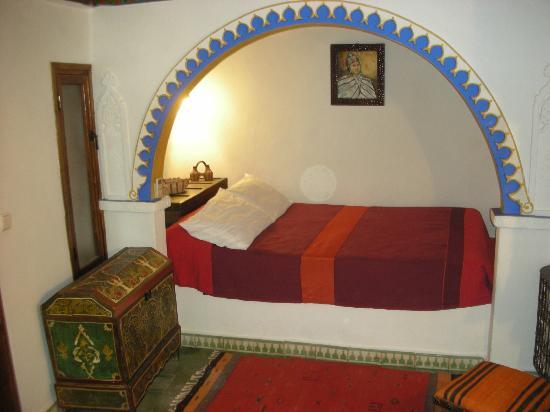 Hotel Riad Casa Hassan Restaurante: Hotel Riad Casa Hassan our bedroom