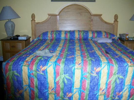 Cypress Pointe Resort: bedroom