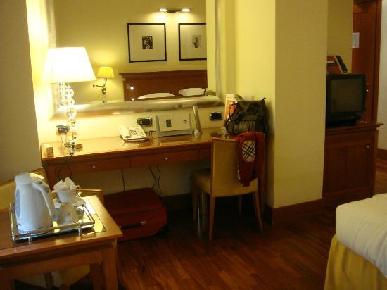 Starhotels Metropole: Habitación
