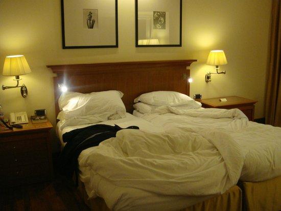 Starhotels Metropole: Camas