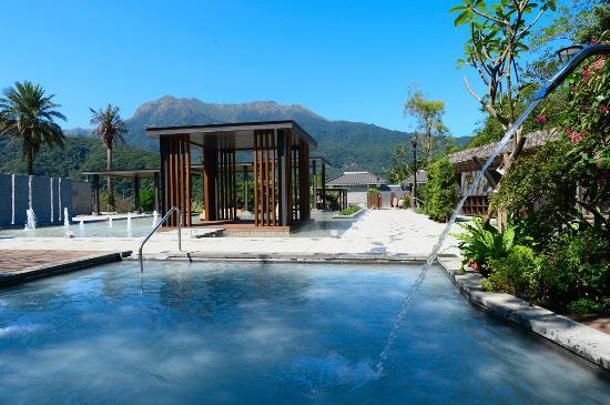 Tien Lai Resort & Spa: 跳脫傳統和式溫泉的設計,天籟露天風呂以當代設計全新登場