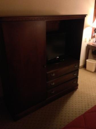 Quality Inn Jacksonville : tv (225)
