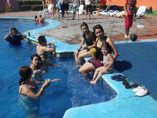 Royal Decameron Complex : alberca