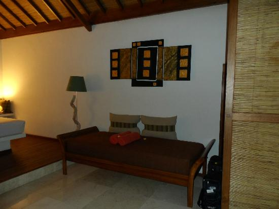 Laguna Gili Beach Resort: Very comfortable room