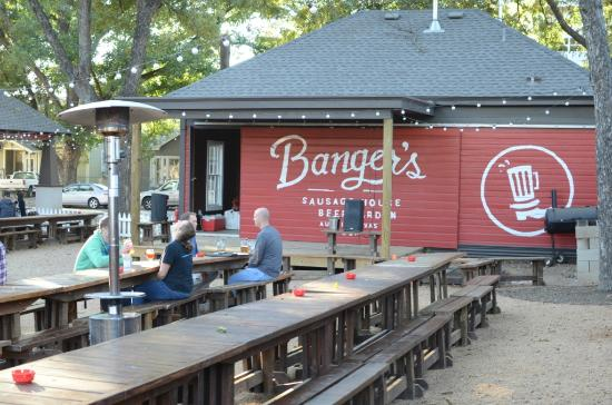 Bangers Sausage House and Beer Garden