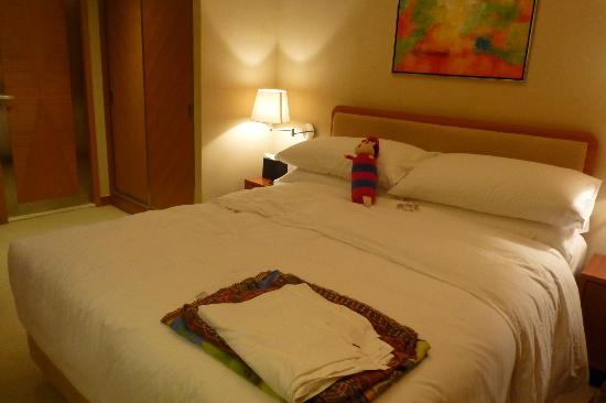 ซีเฮชไอ เรซิเดนเซส 314: Bedroom