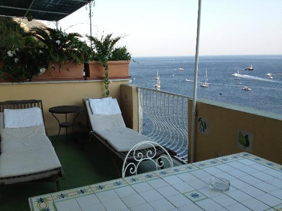Hotel Marincanto: terrace