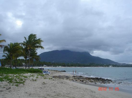 Grand Paradise Playa Dorada: View of the mountain