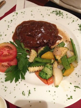 Carpaccio: beef