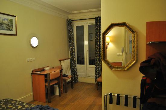 Grand Hotel de Turin: Room
