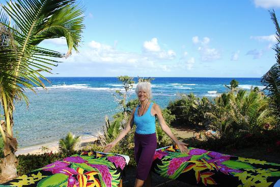 Mana Massage Kauai : Blissful oceanside sessions! Private property, Kapa`a area