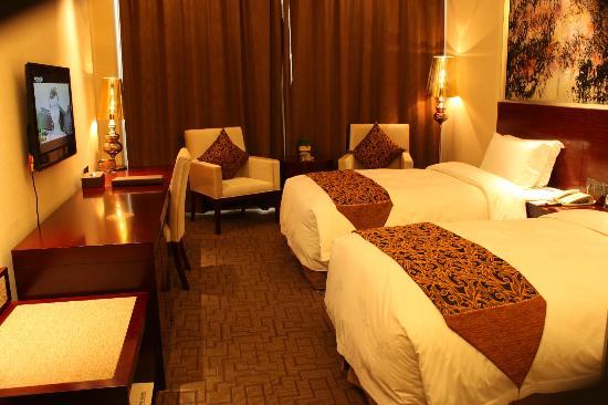 Intercity Hotel: 客房
