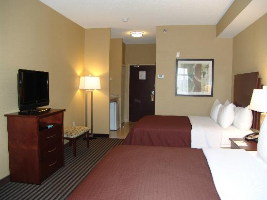 Best Western Royal Oak Inn: Guest rooms w/ wi-fi, flat panel TV and mini-refrigerator/microwave