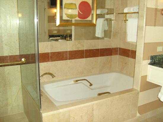 Venetian Resort Hotel Casino: bathroom tub