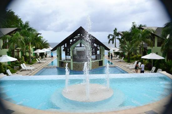 Acuatico Beach Resort & Hotel: When we arrived