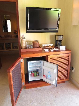 Cala de Mar Resort & Spa Ixtapa: mini bar