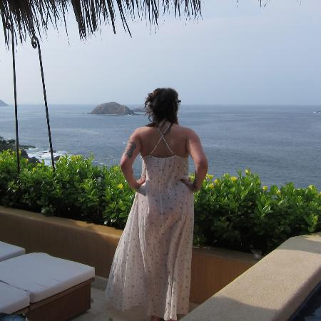 Capella Ixtapa: i could live here.