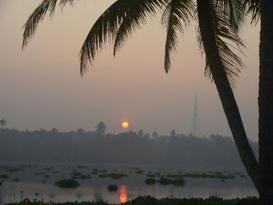 Breeze Backwater Homes: View from room - Sunrise