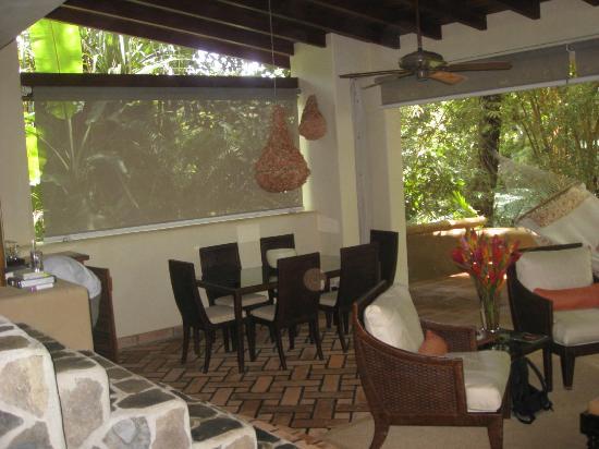 Florblanca Resort: Dining area
