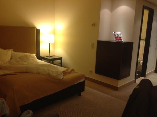 Steigenberger Hotel de Saxe: chambre