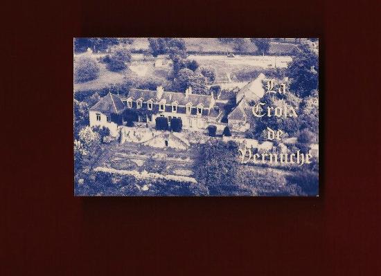 Hotel La Croix De Vernuche : Vue aérienne