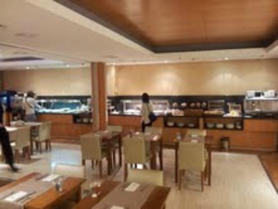 Eurostars Cristal Palace: Breakfast room