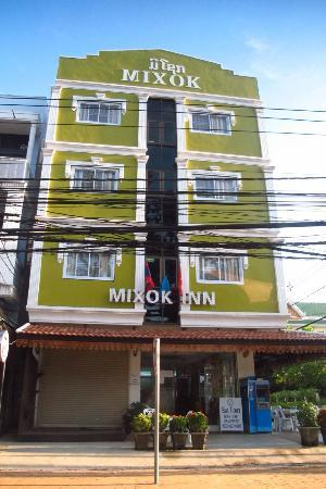 Mixok Guesthouse : the look of new mixok inn