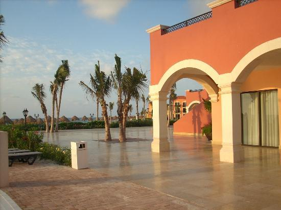 Ocean Coral & Turquesa: Hotelanlage