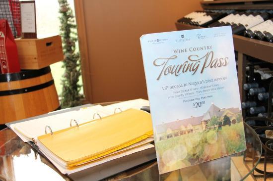 Thirty Bench Wine Makers: Touring Pass $20