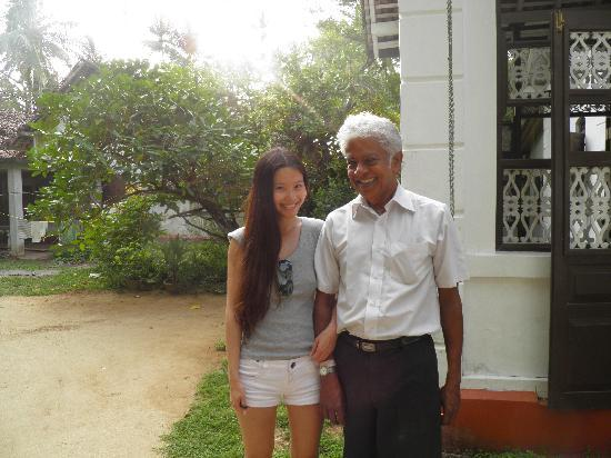 Home Stay Strand: Me & Mia from Mainland China