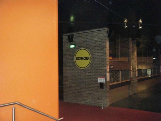 Seymour Centre: Inside