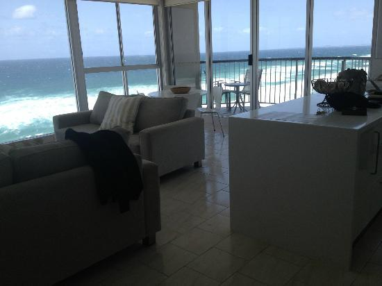 Golden Sands Holiday Apartments: Wow!