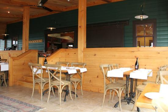 Ravine Winery Restaurant: Dinning Room
