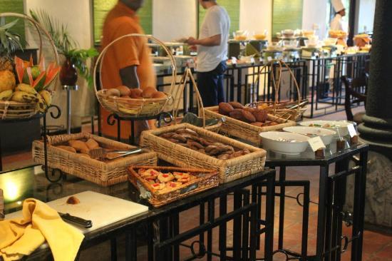 Deer Park Hotel: Breakfast