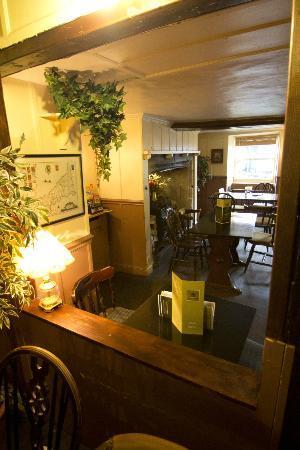 The Bugle Coaching Inn: Brasserie