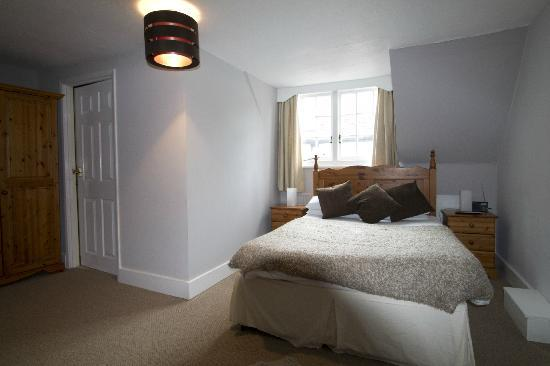The Bugle Coaching Inn: One of the Newly Refurbished Rooms